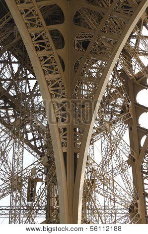 Metallic Structure, Eiffel Tower