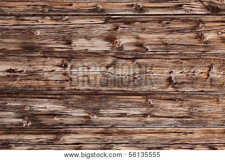Old Wooden Board