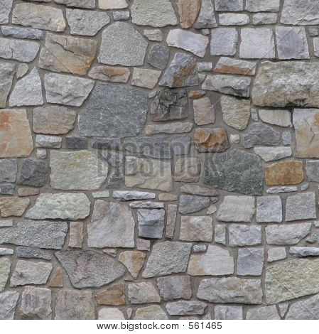 Seamless Stone Wall Texture 2