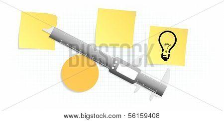 Measuring idea