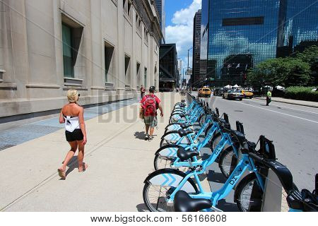 Chicago Bicycle Sharing