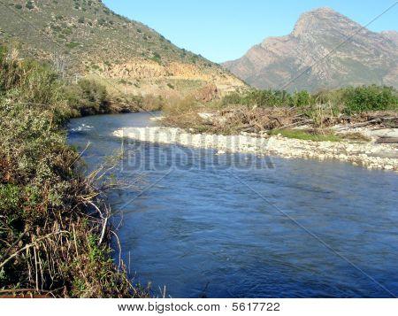 As A River Flows