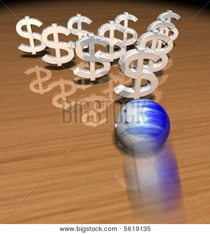 Money Bowling
