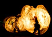 Fiery Motion Gasoline Dance  poster