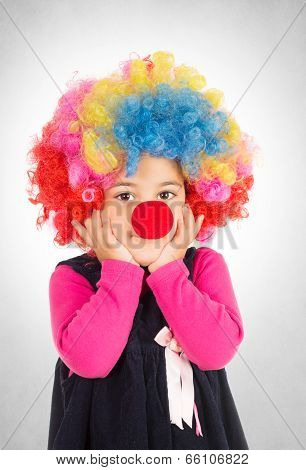 Worried Clown