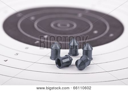 Bullets On The Target