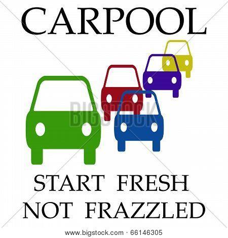 carpool frazzle