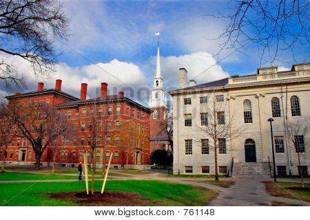 Harvard Square, USA