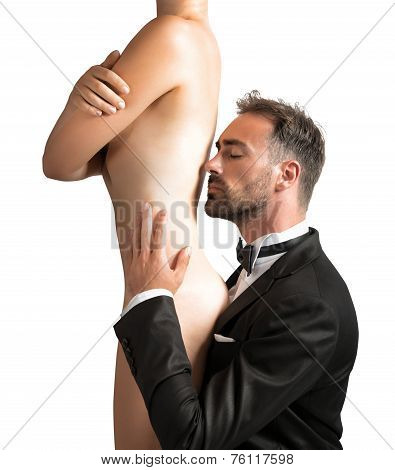 Adoration Of A Sexy Girl