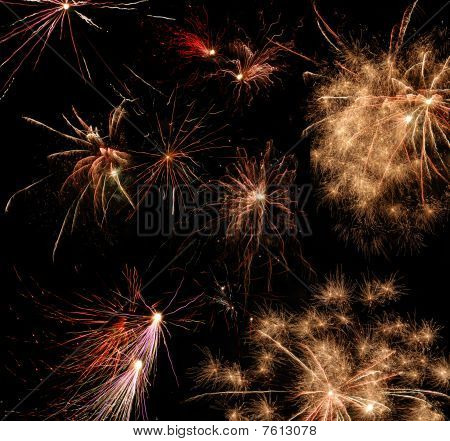 Fireworks Collaz