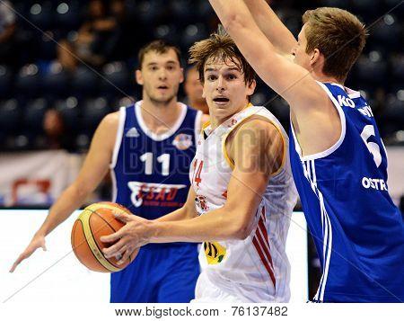 Ondrej Kohout from Pardubice
