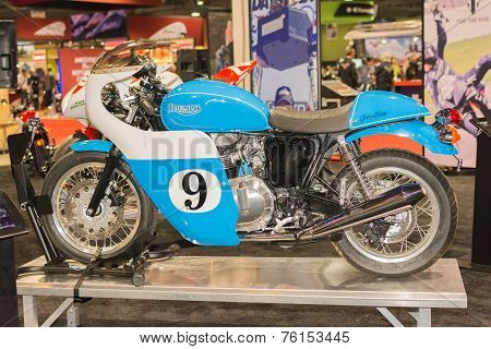 Triumph Thruxton Gary Nixon Edition