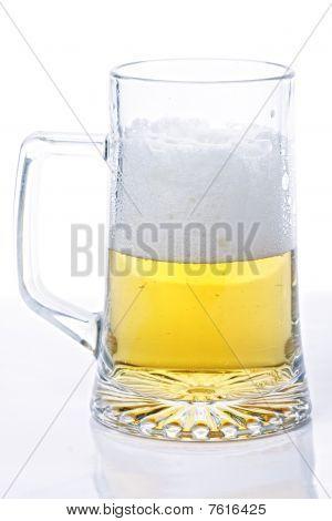 Half Of Beer Mug