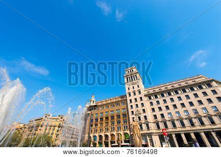 Banco Espanol De Credito - Barcelona