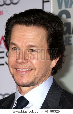 LOS ANGELES - NOV 10:  Mark Wahlberg at the
