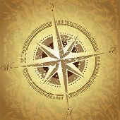 compass, this  illustration may be useful  as designer work poster