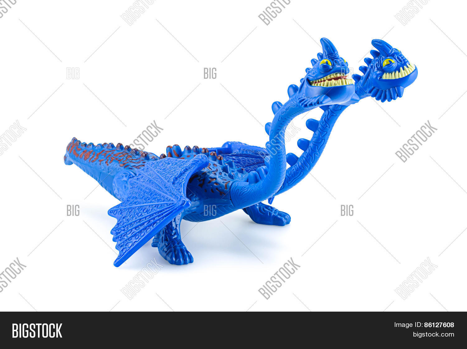 Hideous zippleback two heads dragon image photo bigstock hideous zippleback two heads dragon toy character from how to train your dragon ccuart Choice Image
