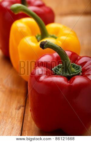 The Sweet Pepper