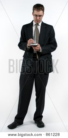 guy in suit