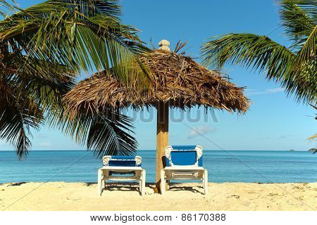 Tropical Beach Holiday Destination Picture