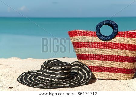 Holiday Hat And Bag