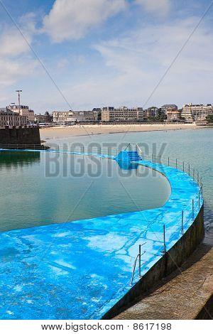 Sea Water Swimming Pool