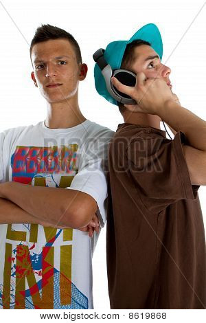 Young Fresh Teenage Djs