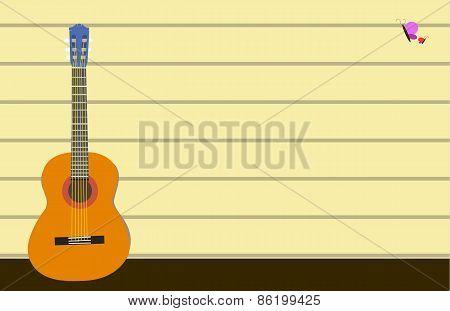 Guitar-wall.eps