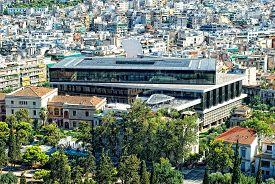 New Acropolis Museum, Athens, Greece.