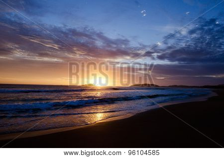 Henderson Bay In Northland New Zealand