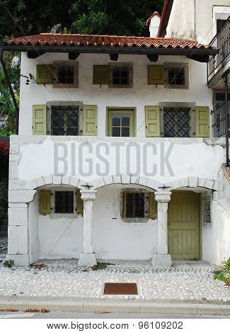 Building In Kobarid
