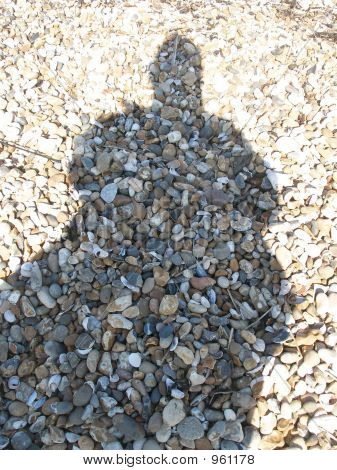 Beach Shadow Monster