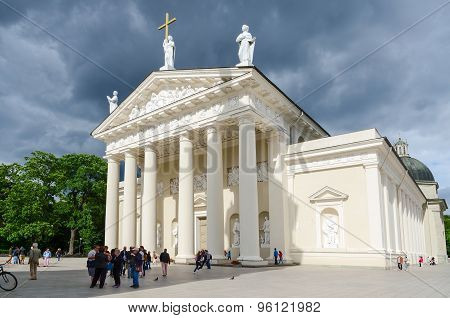 Cathedral Of St. Stanislaus And St. Vladislav, Vilnius, Lithuania