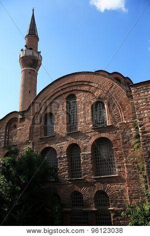 Ancient Byzantium Church