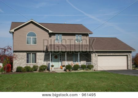 New Home 13 - Two Story