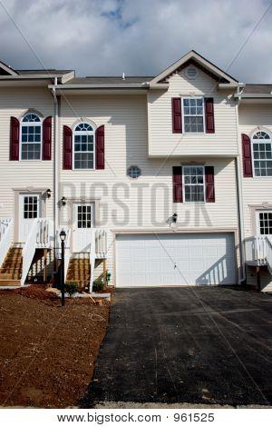 New Condominium Town Houses - 2