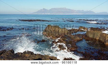 Table Mountain - Robben Island