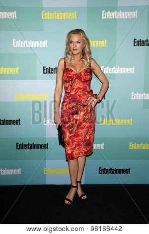 SAN DIEGO - JUL 11:  Elaine Hendrix at the Entertainment Weekly's Annual Comic-Con Party at the FLOAT at The Hard Rock Hotel  on July 11, 2015 in San Diego, CA