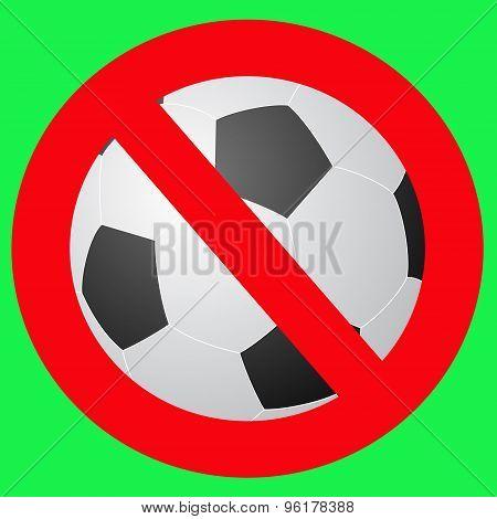 No Soccer