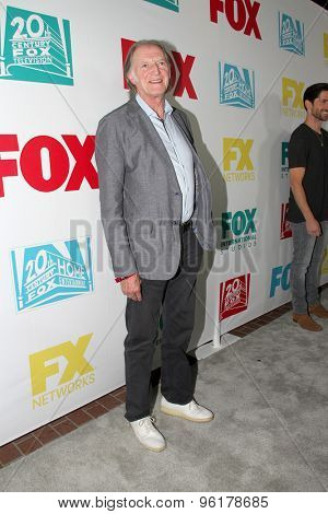 SAN DIEGO, CA - JULY 10: David Bradley arrives at the 20th Century Fox/FX Comic Con party at the Andez hotel on July 10, 2015 in San Diego, CA.