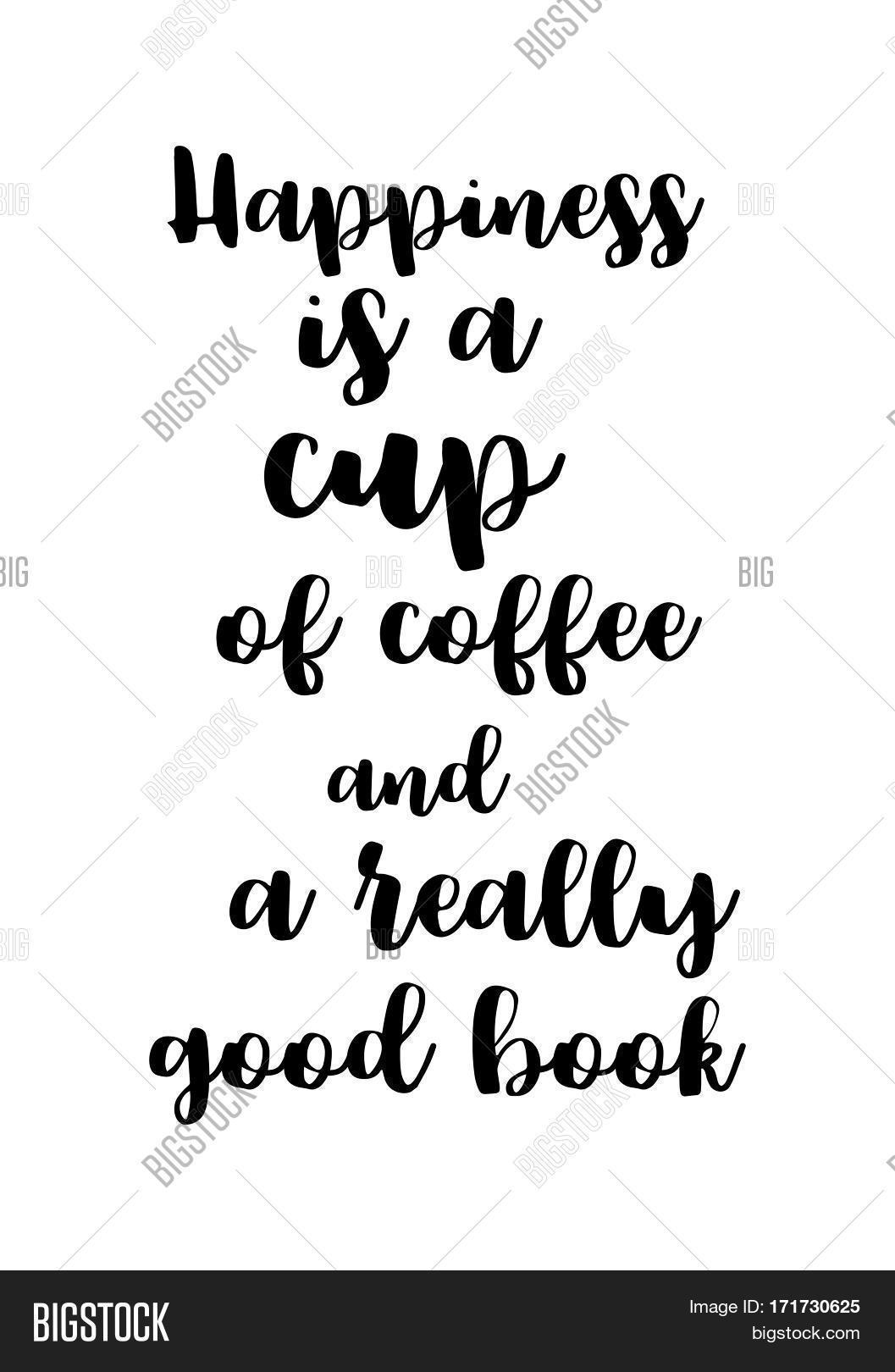 Quote Coffee Vector Photo Free Trial Bigstock