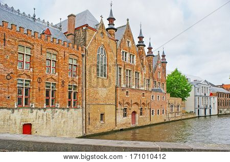 The Walk In Bruges