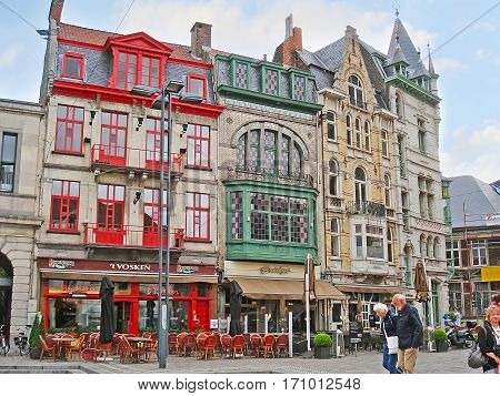 The Restaurants Of Ghent