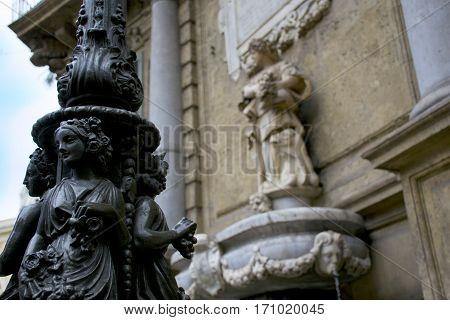 Centro Storico della Città di Palermo, Sicilia - Italia