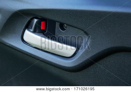 Door Handle Car Inside, Auto parts for open - closed-door car