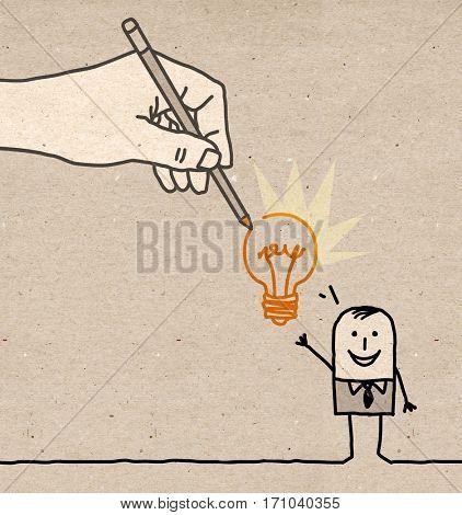 Big Hand - new idea !
