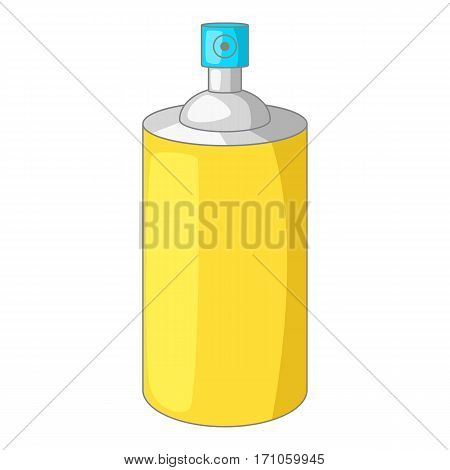 Air freshener icon. Cartoon illustration of air freshener vector icon for web