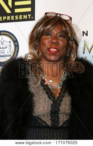 LOS ANGELES - FEB 10:  Cheryl Davis at the Non-Televisied 48th NAACP Image Awards at Pasadena Conference Center on February 10, 2017 in Pasadena, CA