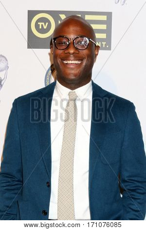 LOS ANGELES - FEB 10:  Barry Jenkins at the Non-Televisied 48th NAACP Image Awards at Pasadena Conference Center on February 10, 2017 in Pasadena, CA