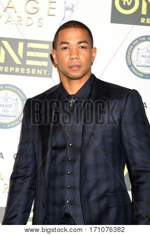LOS ANGELES - FEB 10:  Alano Miller at the Non-Televisied 48th NAACP Image Awards at Pasadena Conference Center on February 10, 2017 in Pasadena, CA